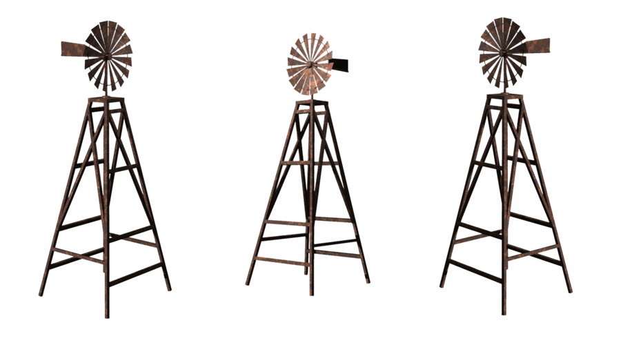 Wind mills png. Windmills by mysticmorning buildings