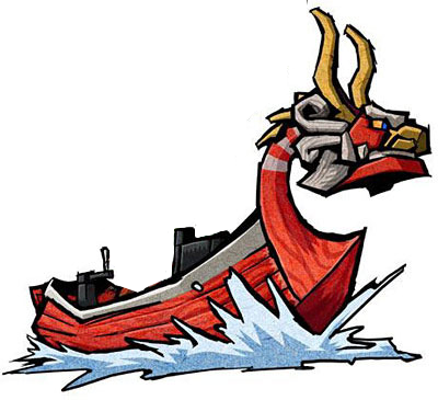 Wind waker boat png