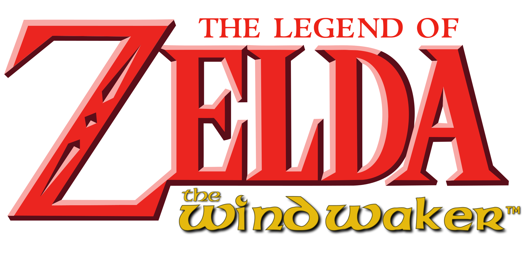 Wind waker hd logo png. File the legend of