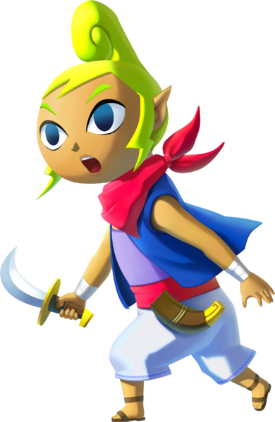 Wind waker hd logo png. Image px tetra the