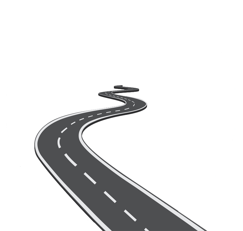 Winding road png. Icon creative transprent free
