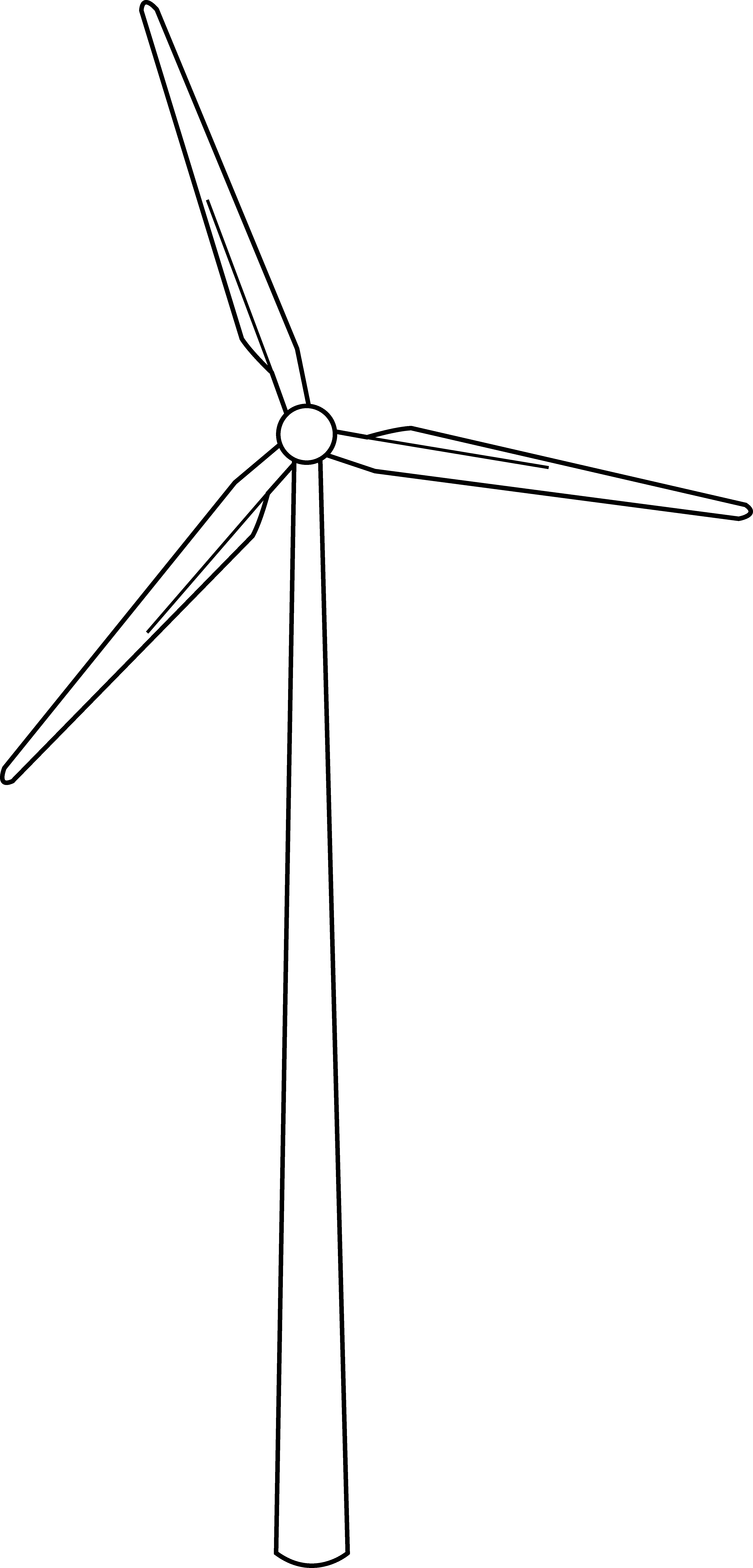 Windmill clipart. Best of collection digital