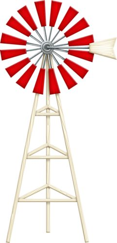 Windmill clipart farmers. Best windpompe images