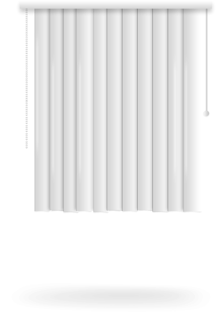 Window blinds png. Vertical slip covers made