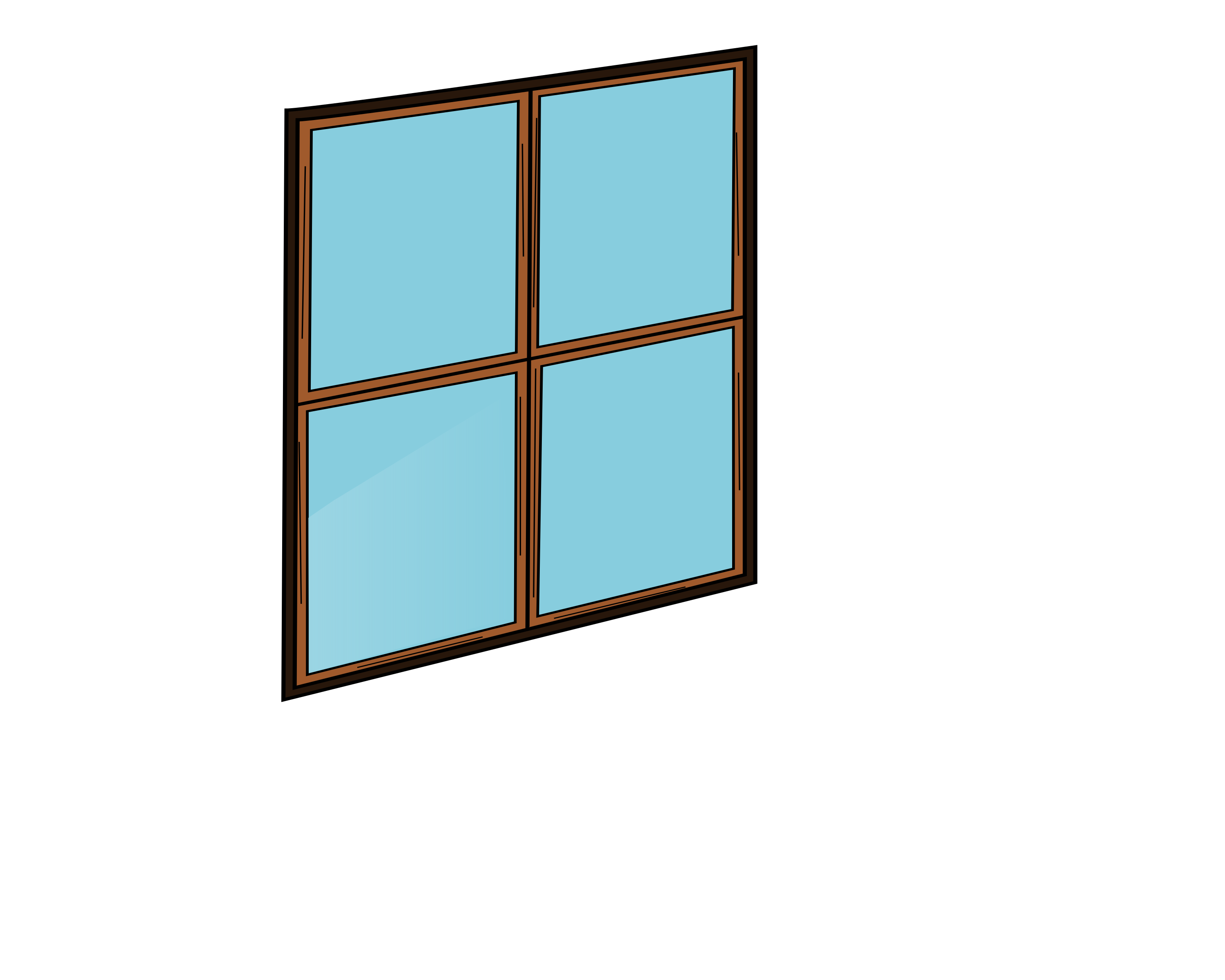 windows clip window pane