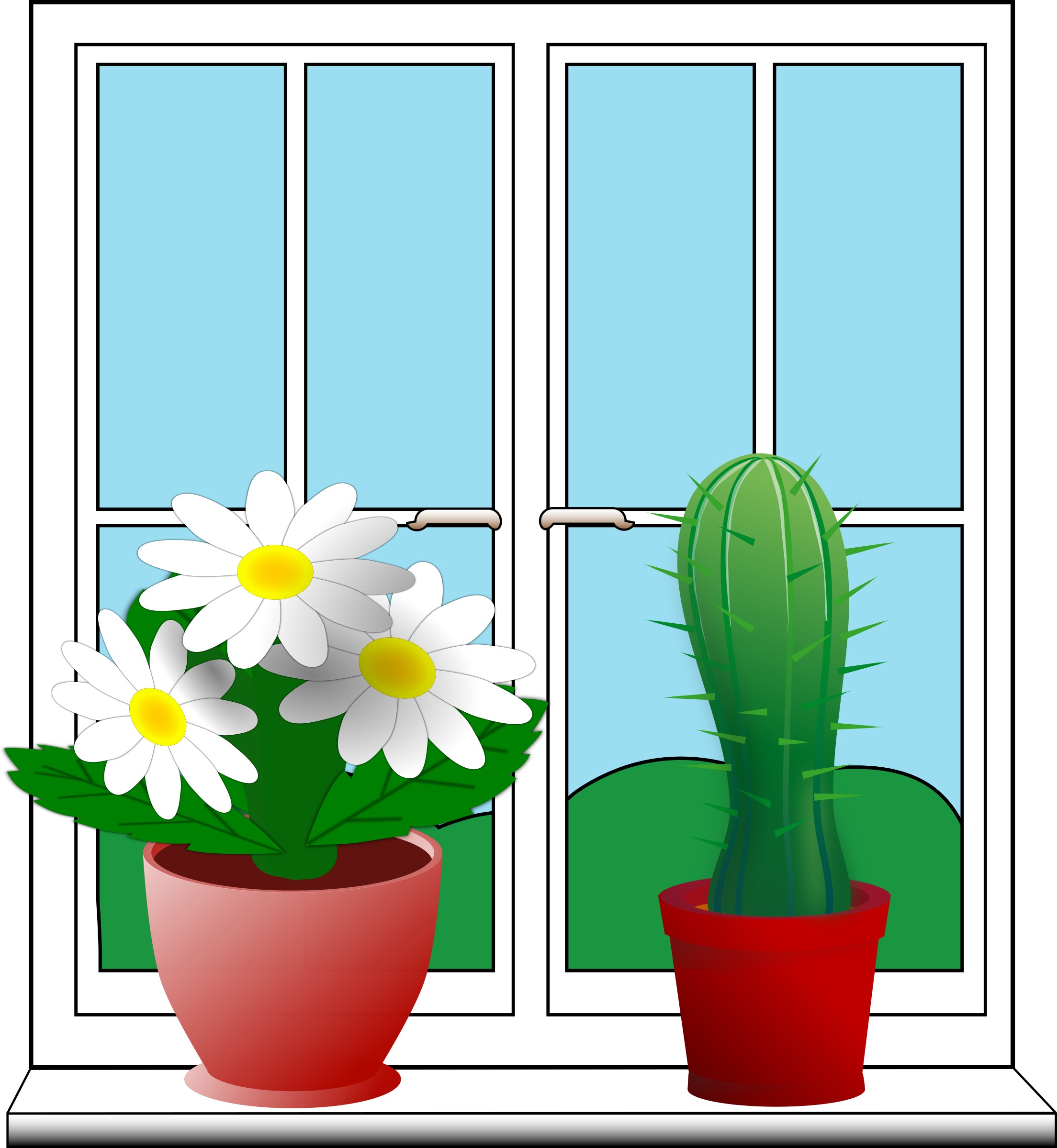 Window clipart animated. Prepossessing classroom decorating inspiration