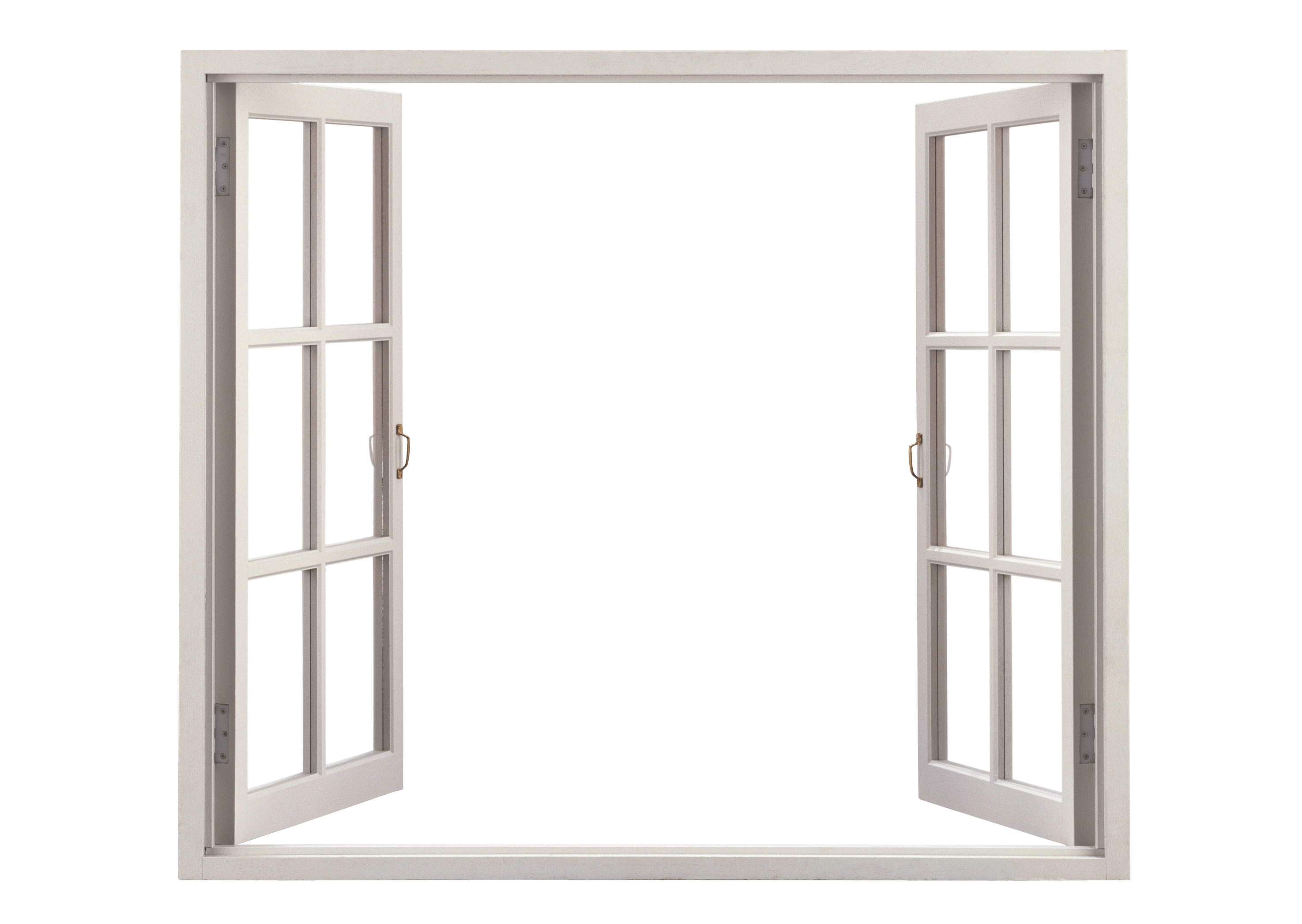 Window clipart png. Open transparent stickpng
