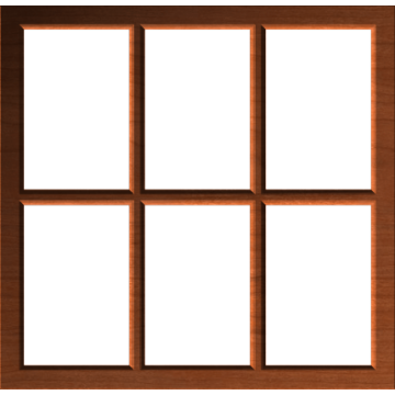 Window clipart png. Wooden