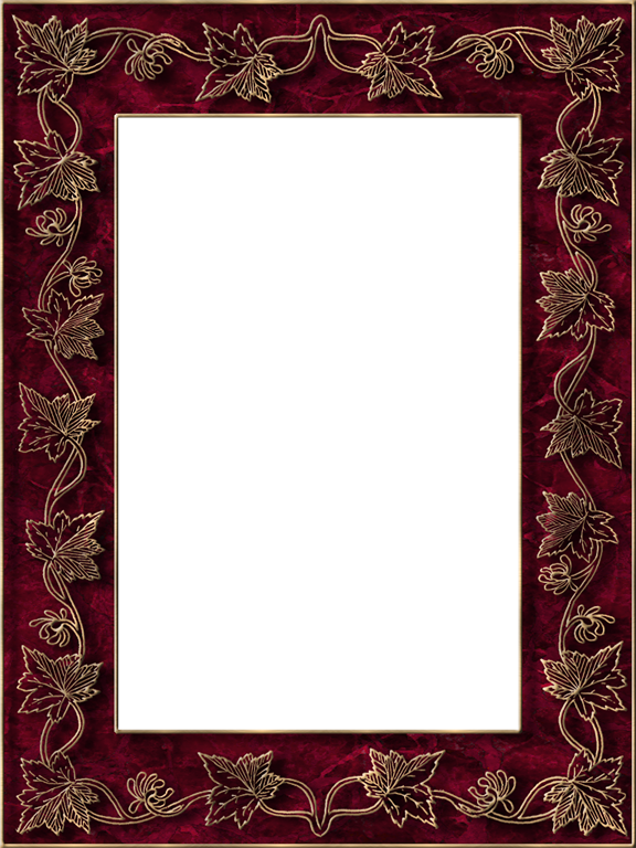 Presentation labels png. Photo frames tall fancy