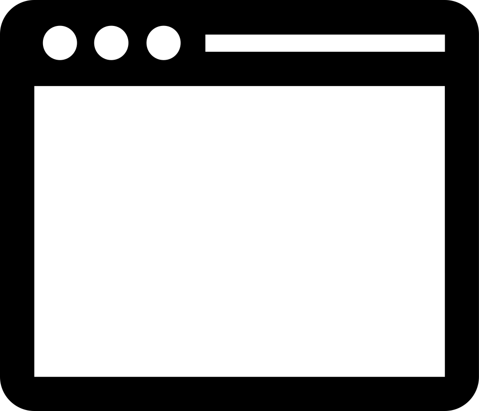 Window svg kitchen. Computer png icon free