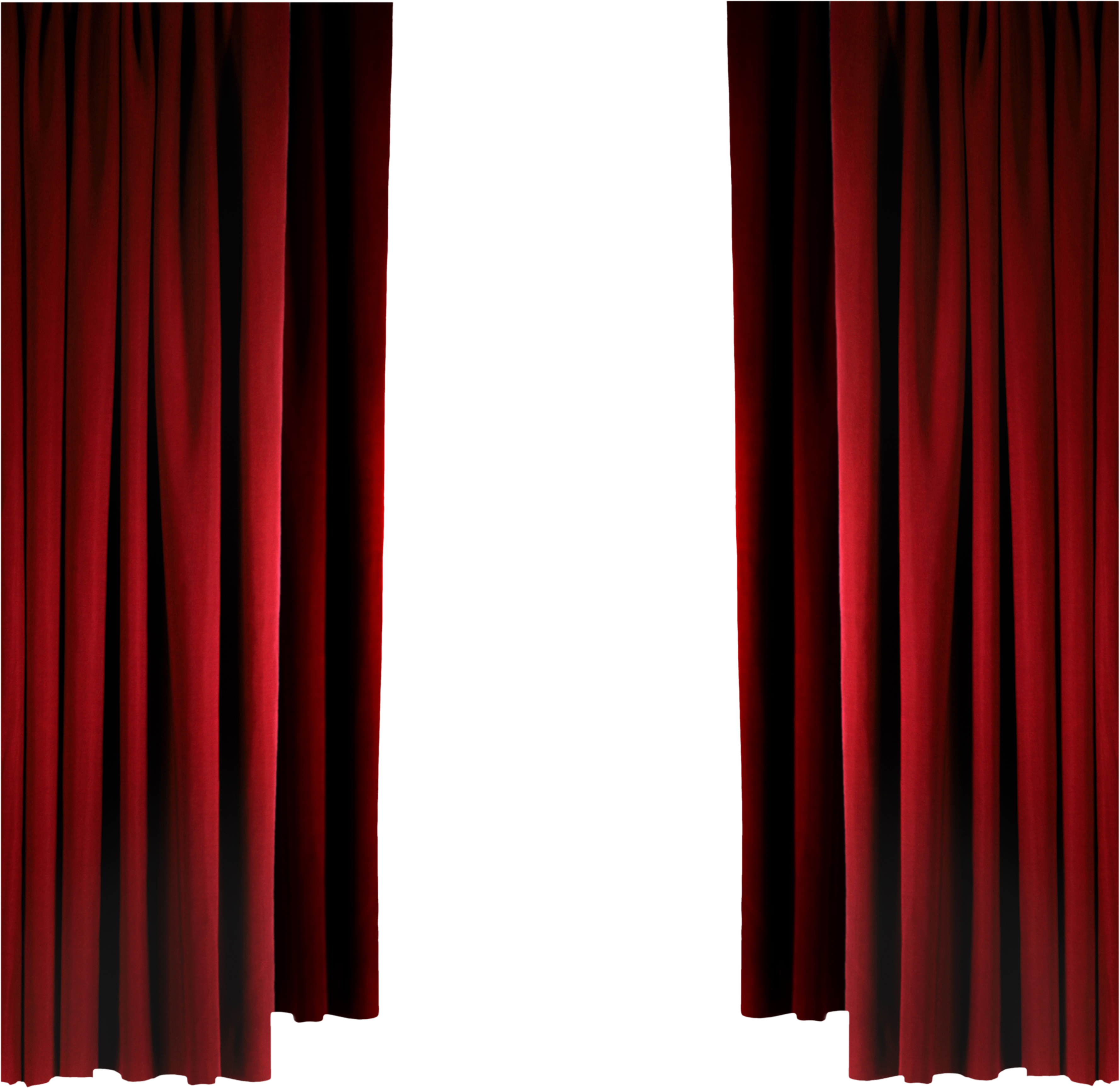Window with curtains png. Treatment curtain cortinas rojas