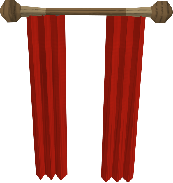 Window with curtains png. Image built runescape wiki