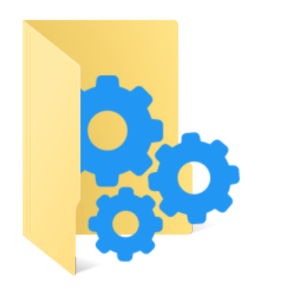 Windows 10 folder icon png. Easily change and color