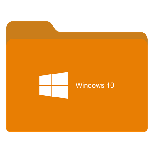 Windows 10 folder icon png. Free in download tip