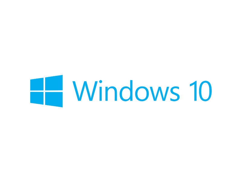 Windows transparent 10. Logo png svg vector