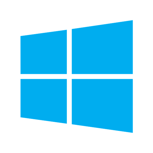Windows 10 png icon. Free of social media