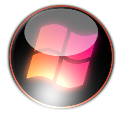 Windows 7 icon png. Orb by rgontwerp on