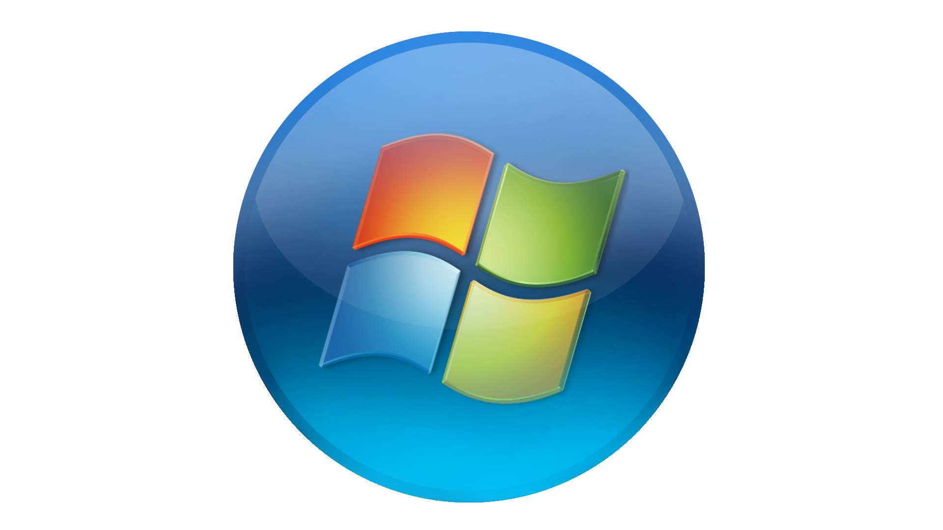 Windows 7 logo transparent png. Vista recreation hd by