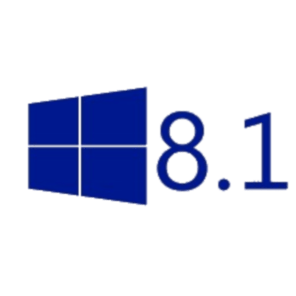 Windows 8.1 logo png. How to factory reset