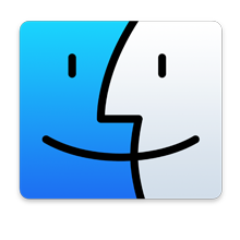 Mac os logo png. Show a preview panel
