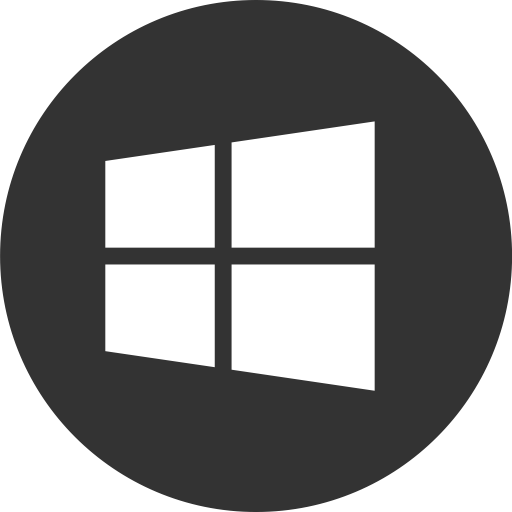 Windows clip black and white. Social media by youtube