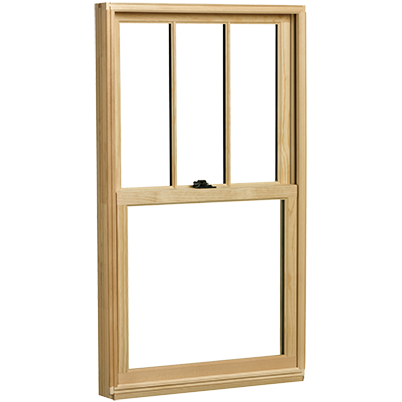 Windows clip window grill. Series woodwright double