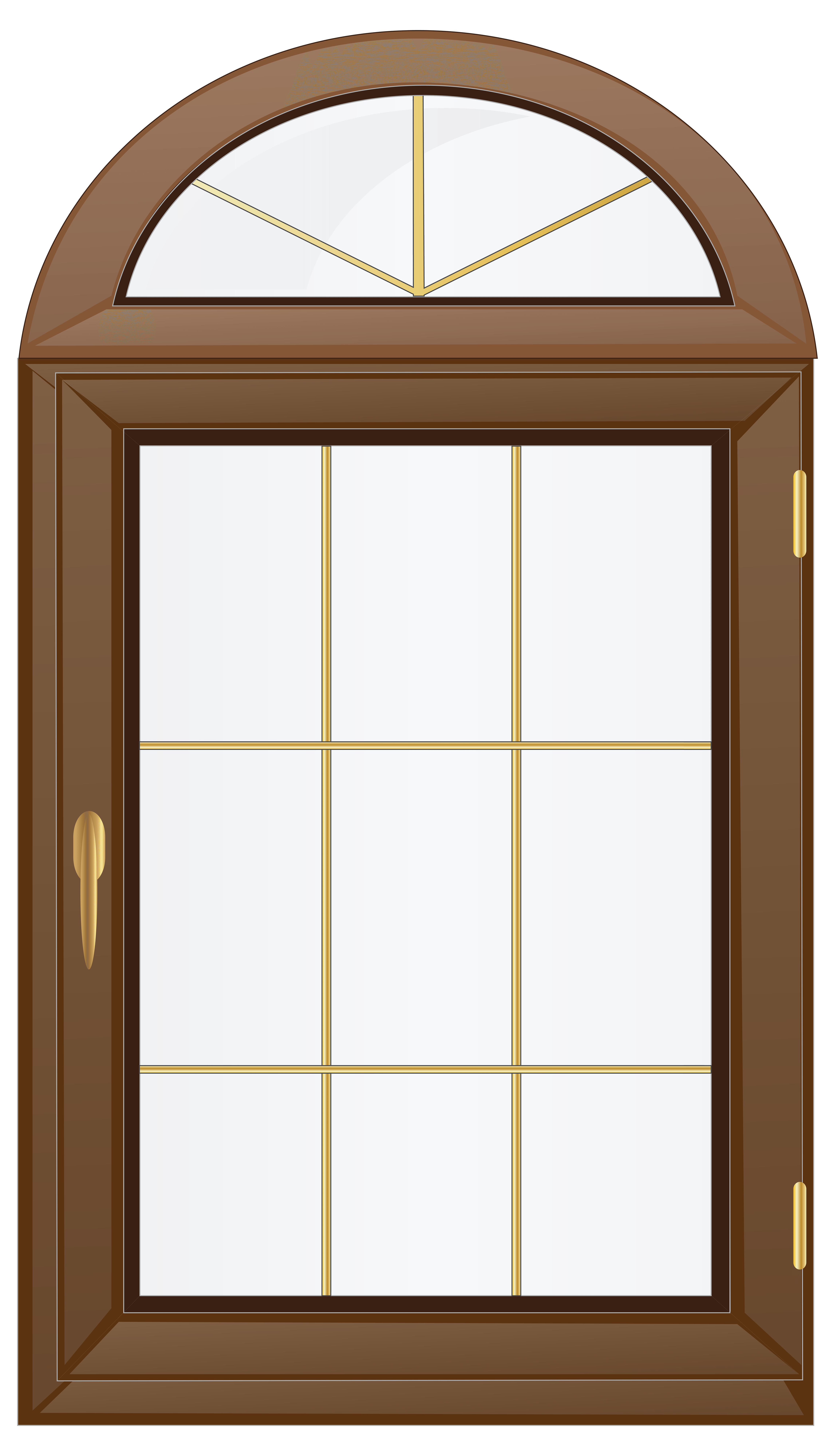 Windows clip window pane. Collection of free indow