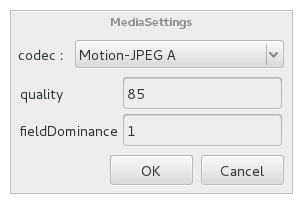 Png options compression interlaced. Harmony advanced documentation openquicktime