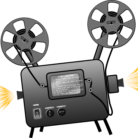 Movie marker png. Add a video or