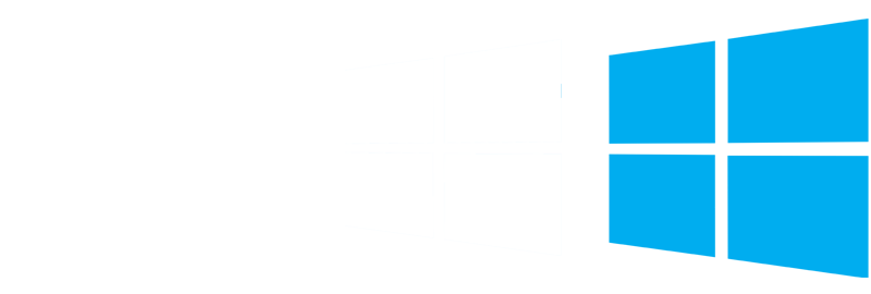 Windows logo white png. Machine vision software and