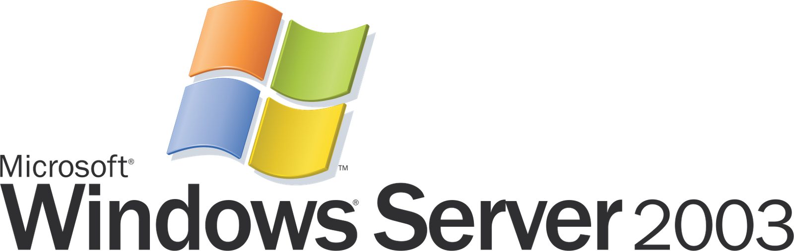 Windows server 2003 png
