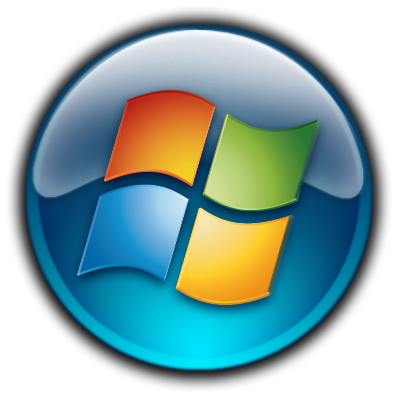 Windows start icon png. Vista orb share by