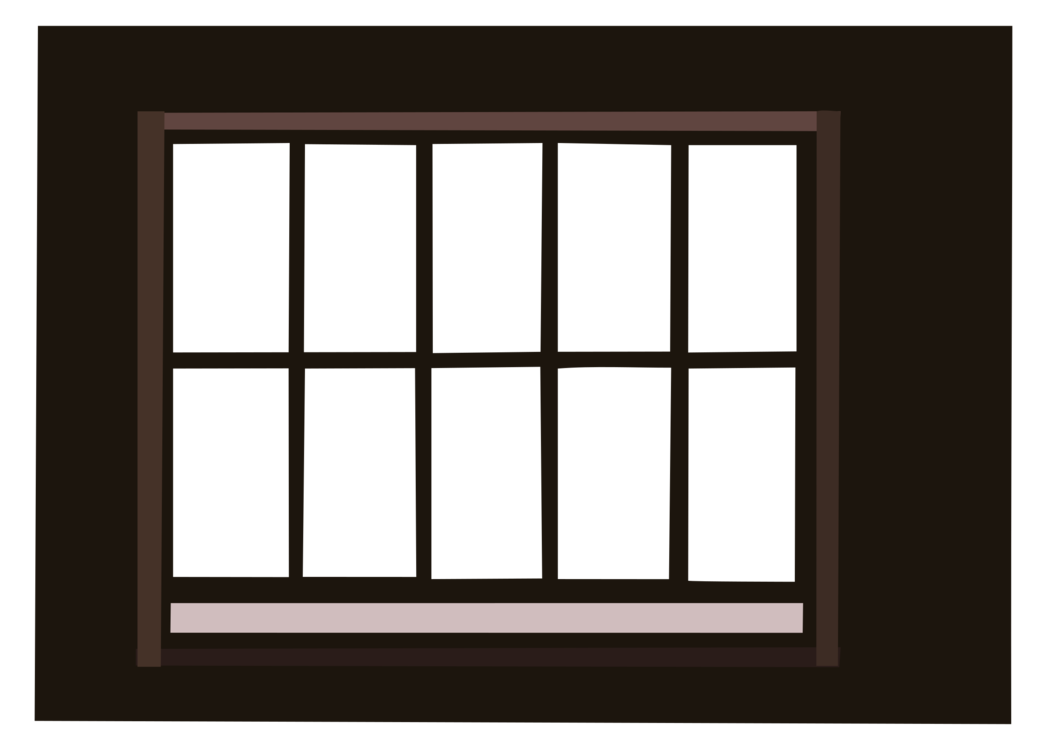 Windows transparent clipart. Window picture frames transparency