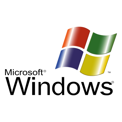 Windows xp logo png. Professional x edition operating