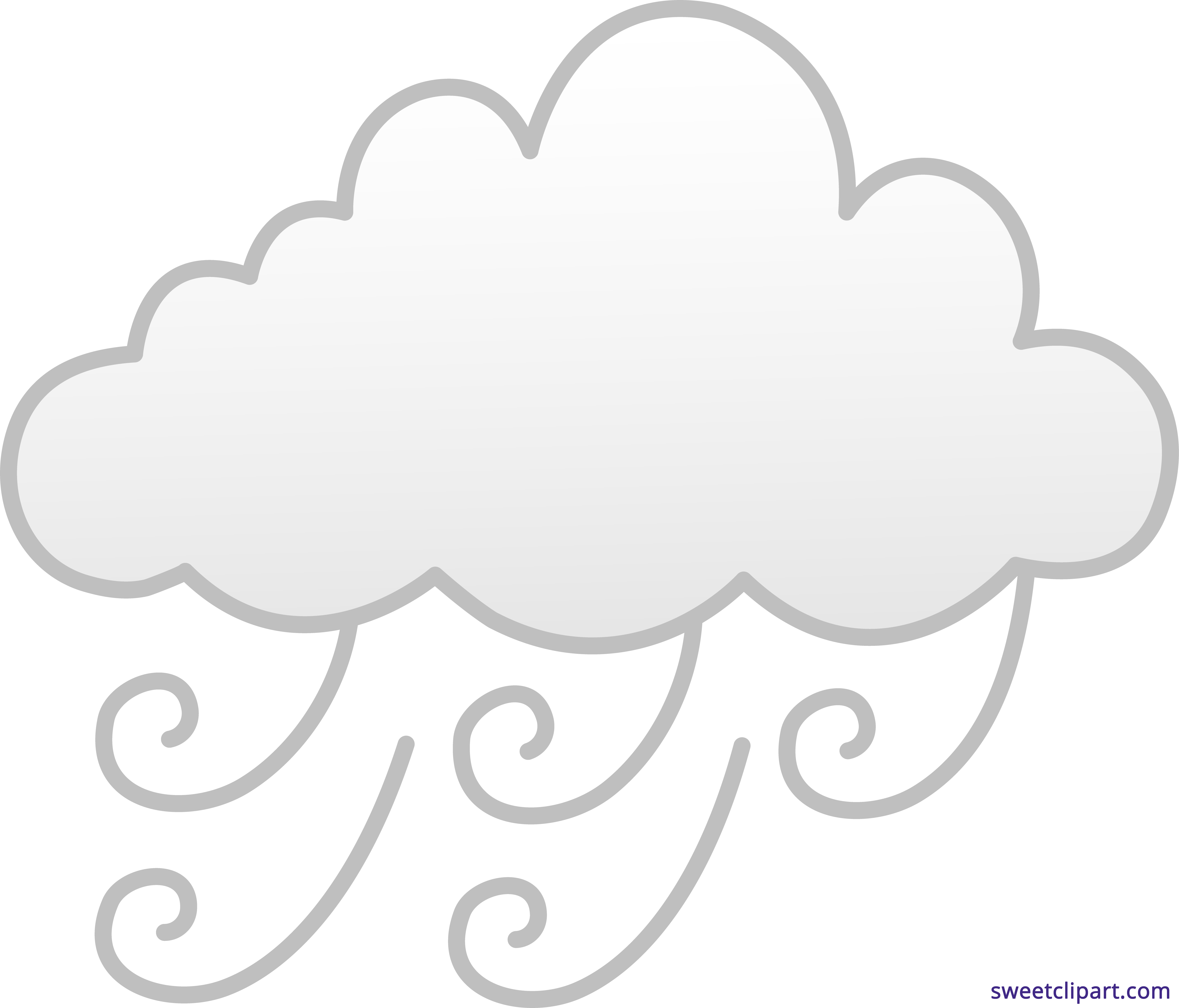 Windy clipart kind weather. Or foggy sweet clip