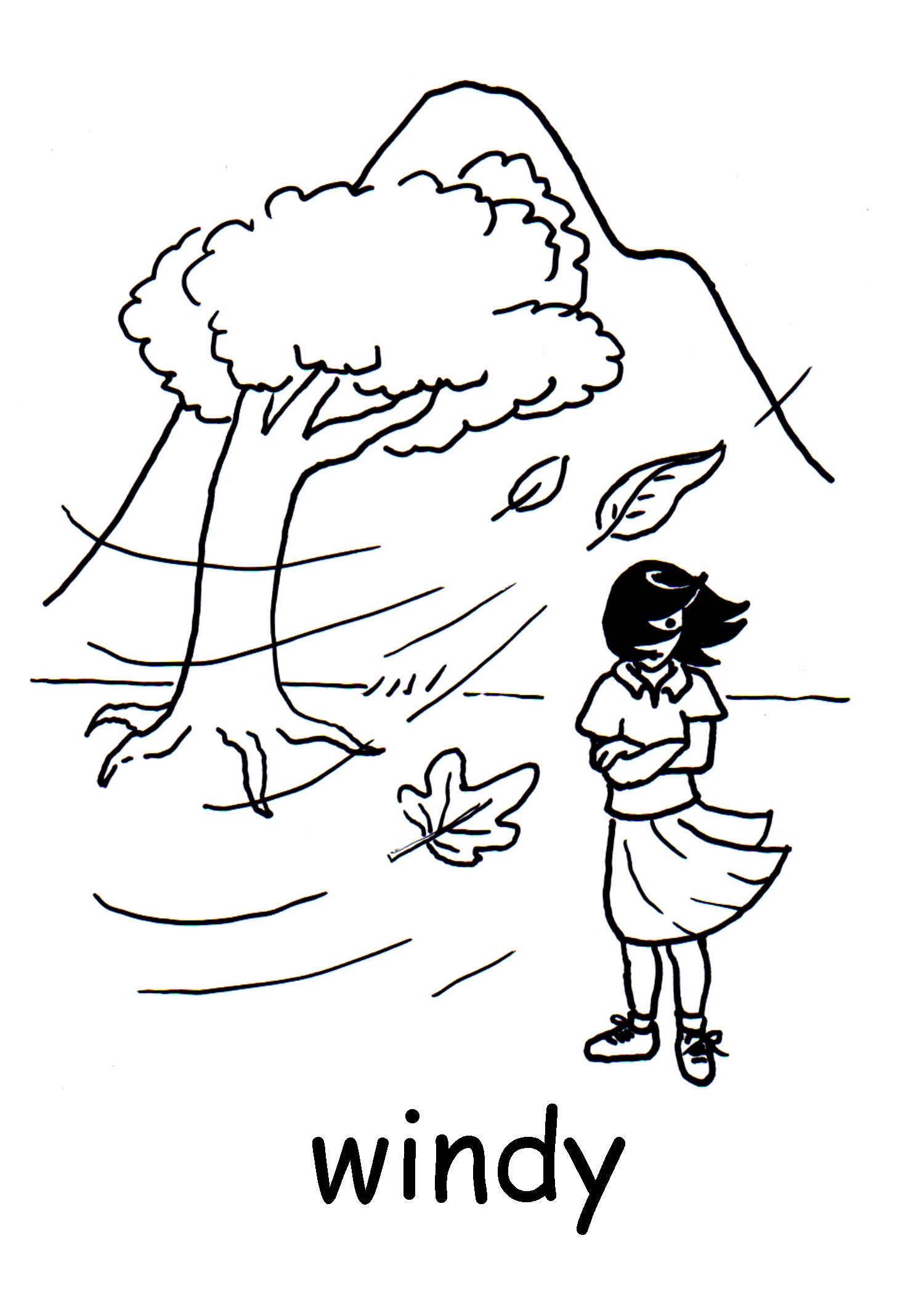 Windy clipart kind weather. Unique gallery digital collection