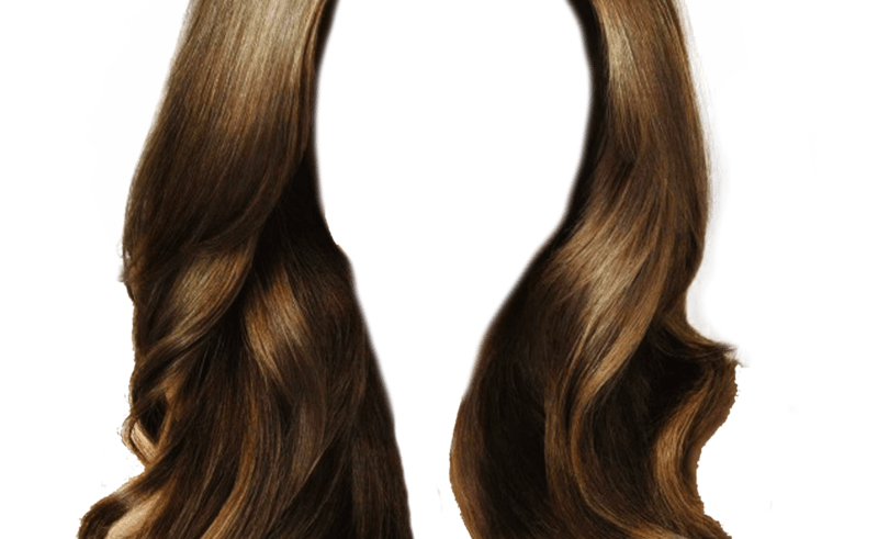 Windy hair png. No background beauty within
