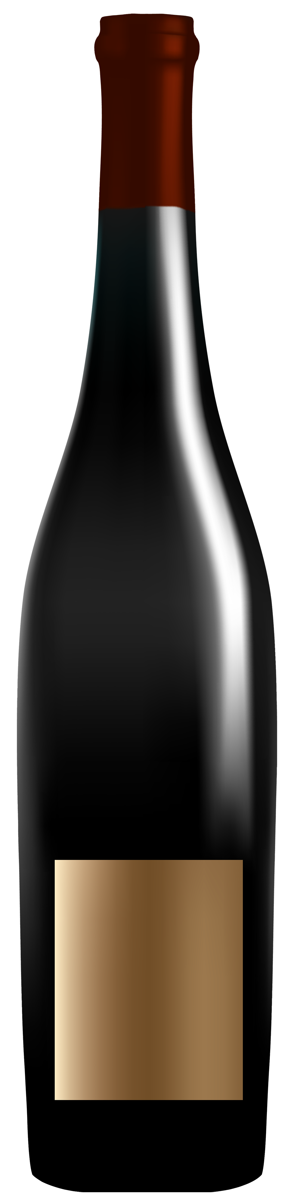 white wine bottle png