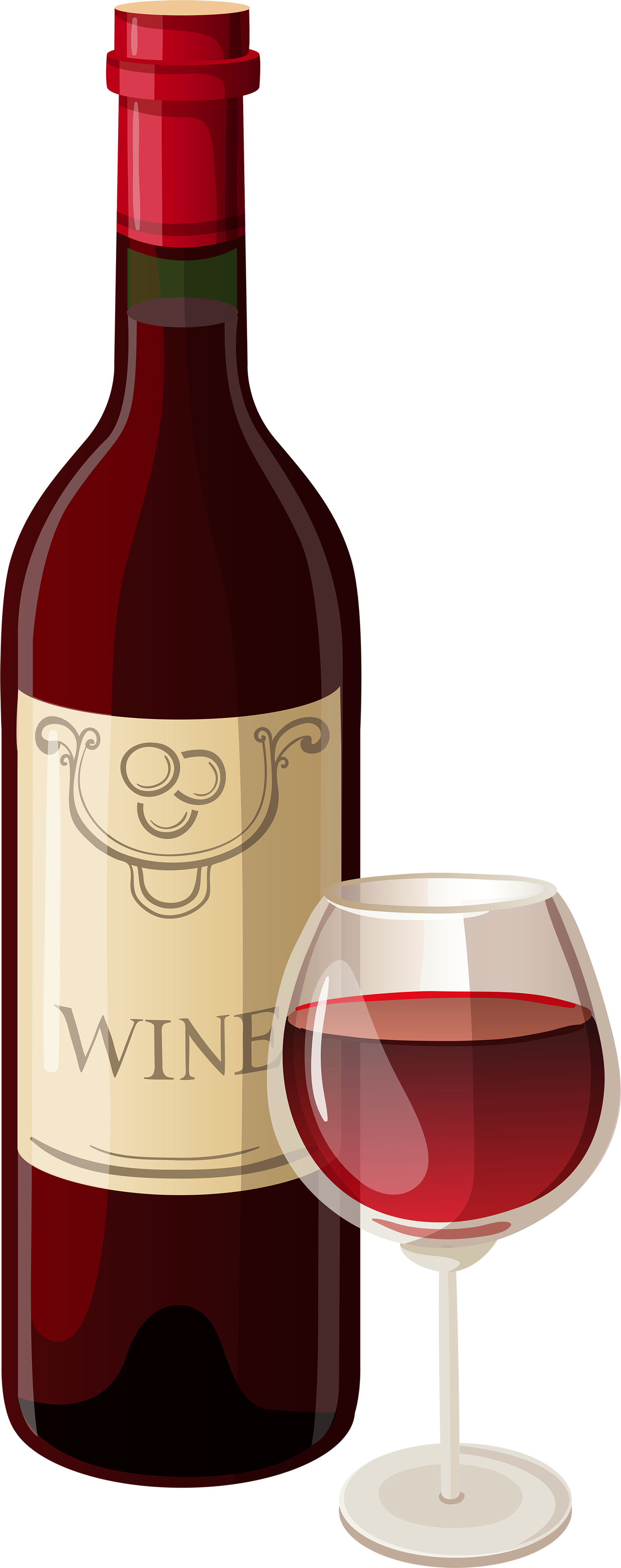 Wine bottle clip art png. Images free download glass