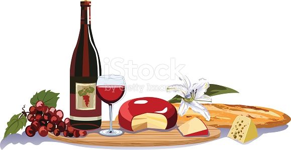 Wine clipart wine cheese. And station history