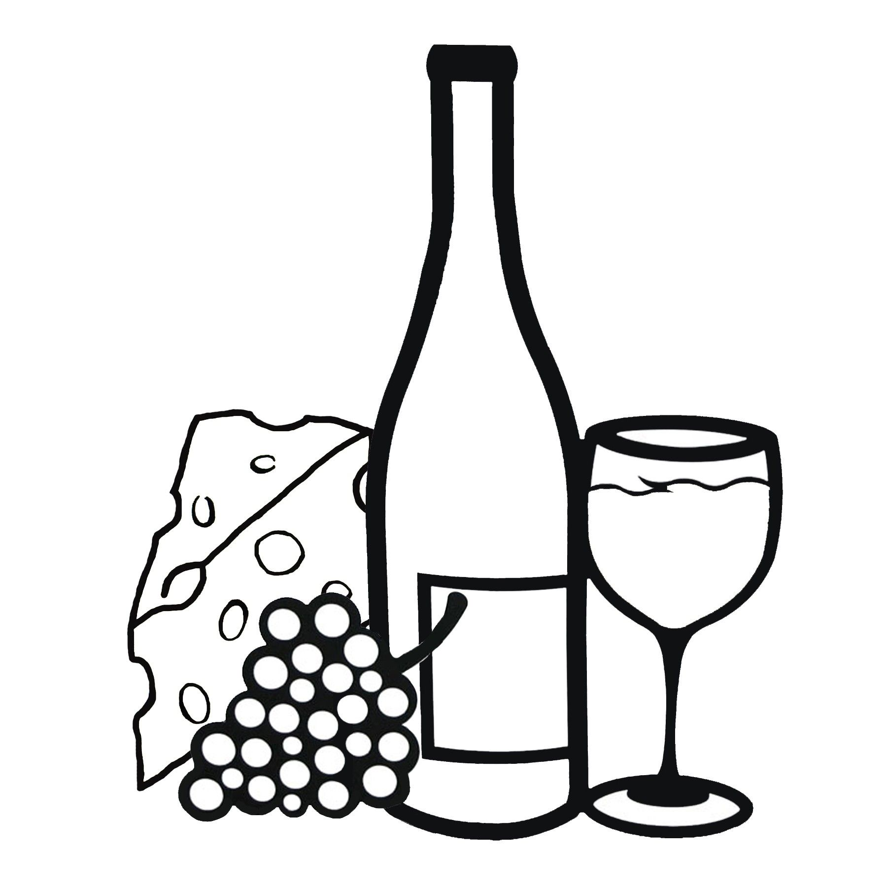 Wine clipart wine cheese. And download wallpaper picture