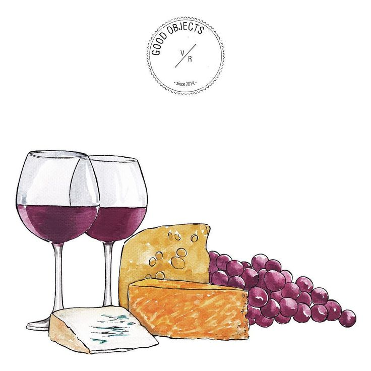 Wine clipart wine cheese. And best butter illustrations
