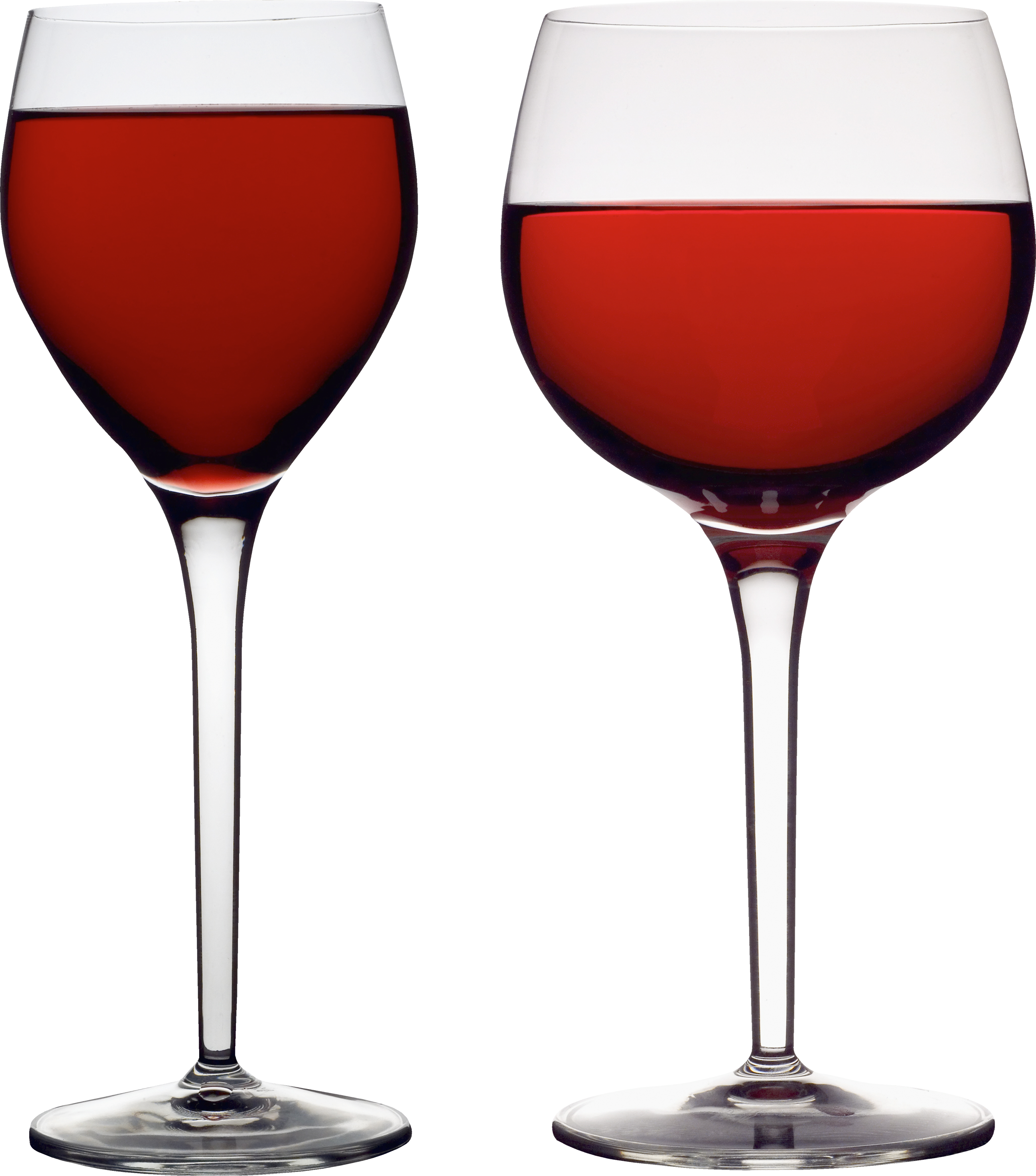 Wine cup png. Glass of two isolated