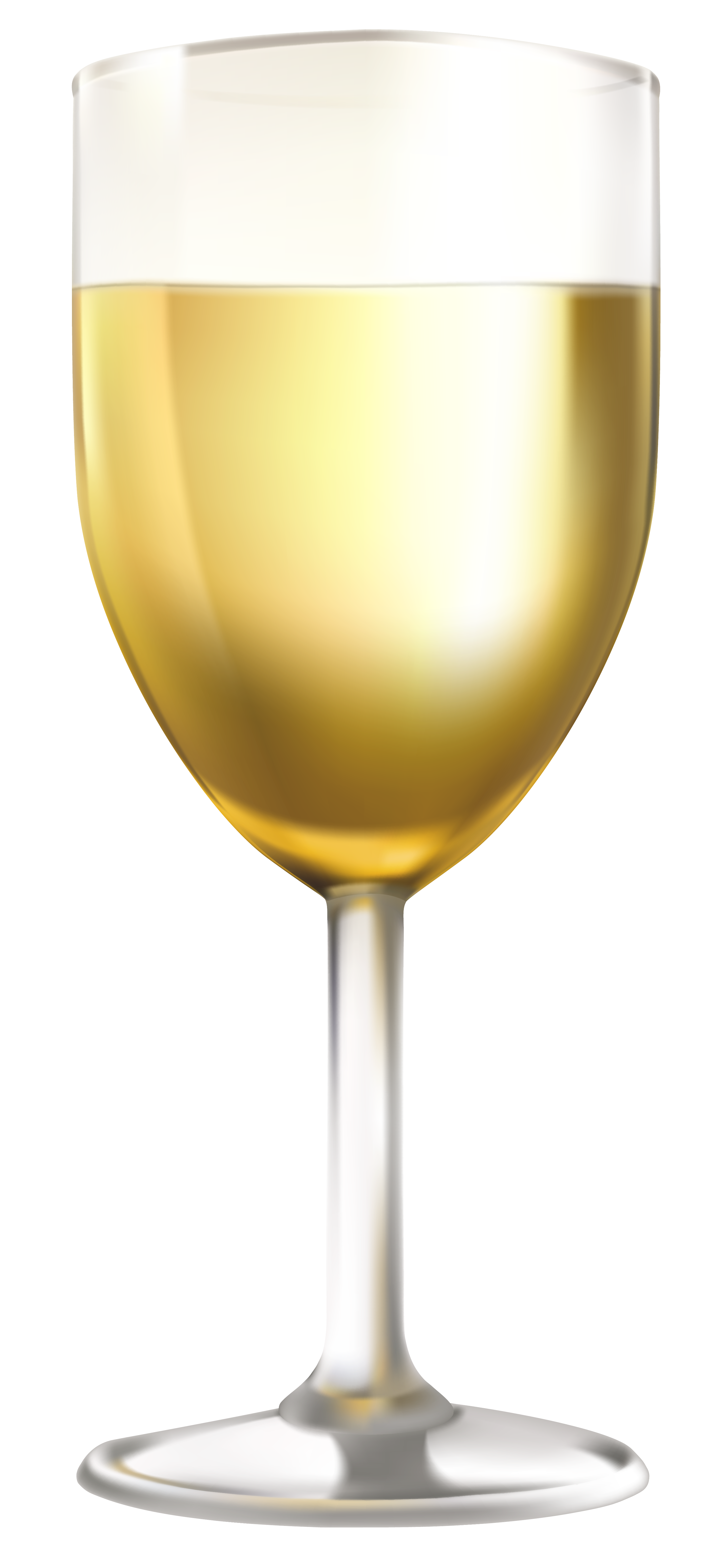 Wine glass clipart png. White clip art image