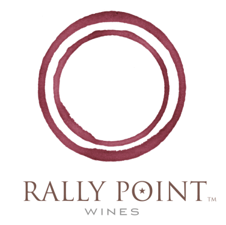Wine ring stain png. The logo rally point