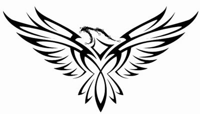 Wing clipart eagle. Curvy free keep connected