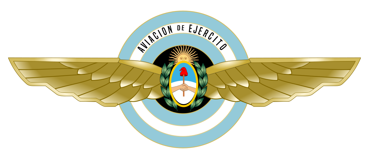 Wing svg aviation. Argentine army wikipedia