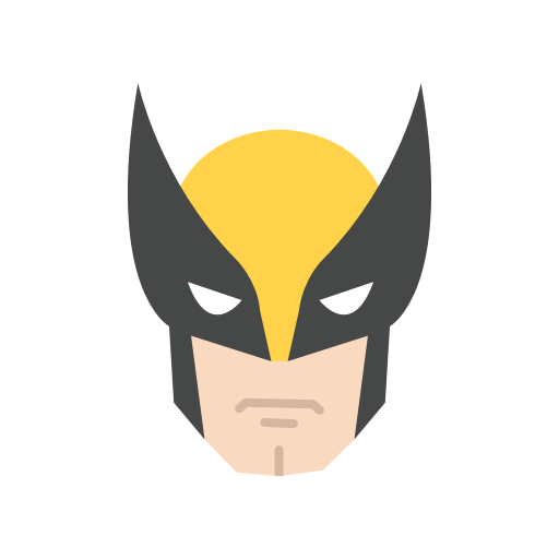 Wing svg superhero. Famous characters add on