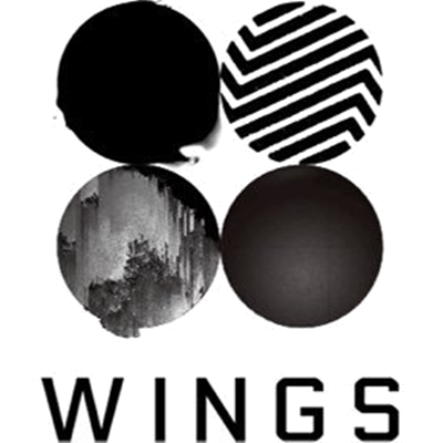 Wings bts png. Support comeback campaign twibbon