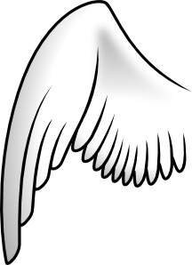 Wings clipart. Wing clip art at